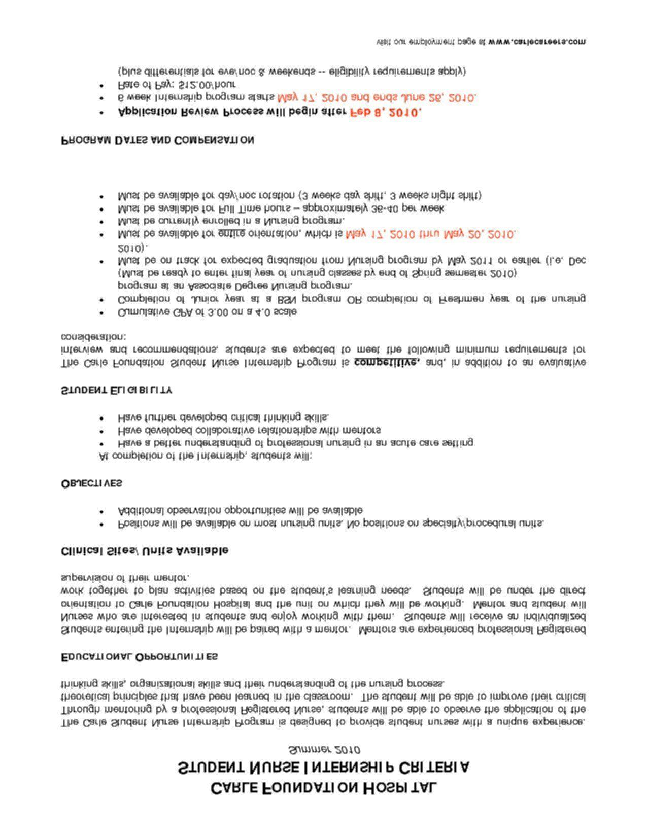 42+ Nursing student resume format ideas in 2021