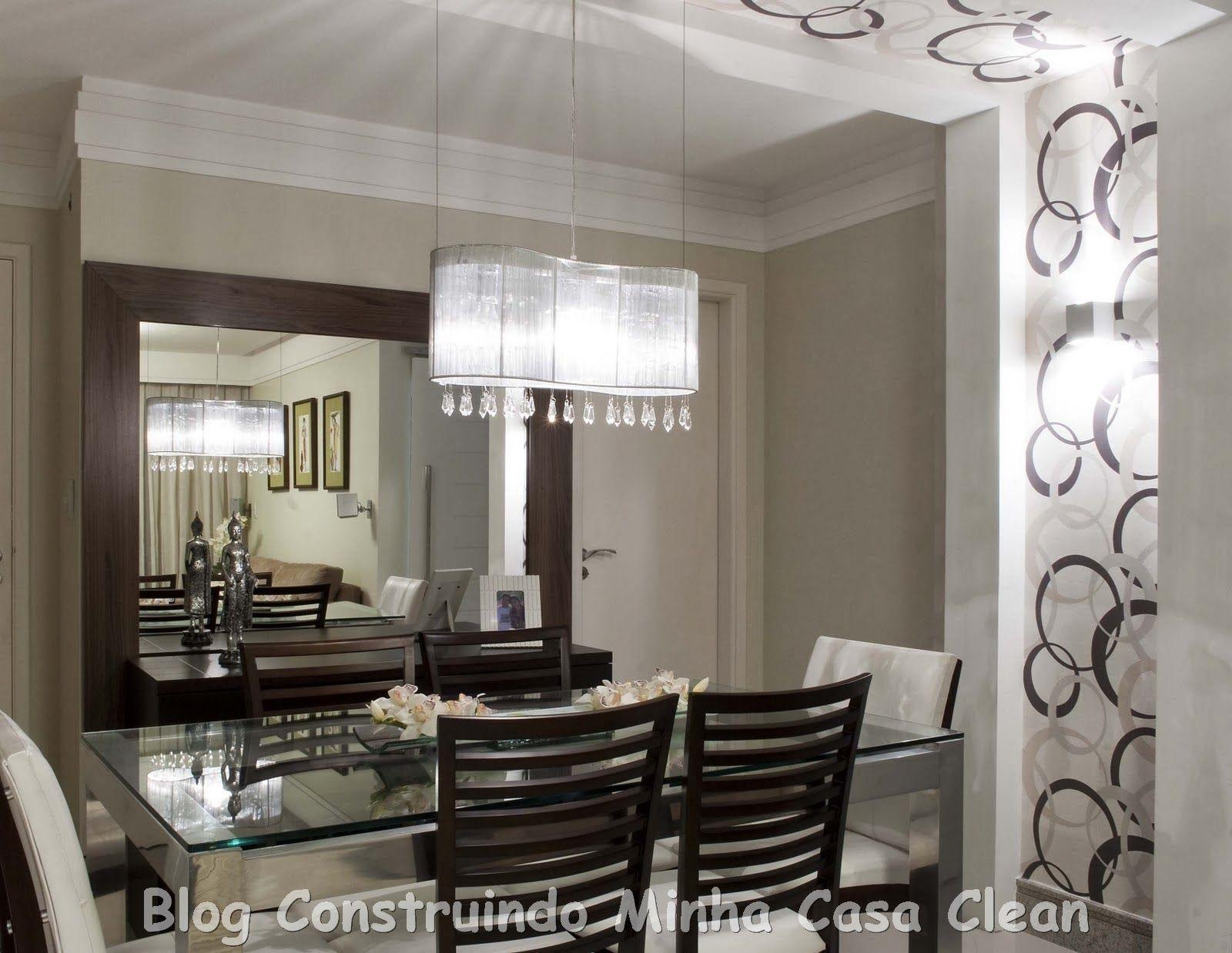 Como Decorar A Sala De Jantar Sala De Jantar Jantares E Salas -> Adesivo Sala De Jantar