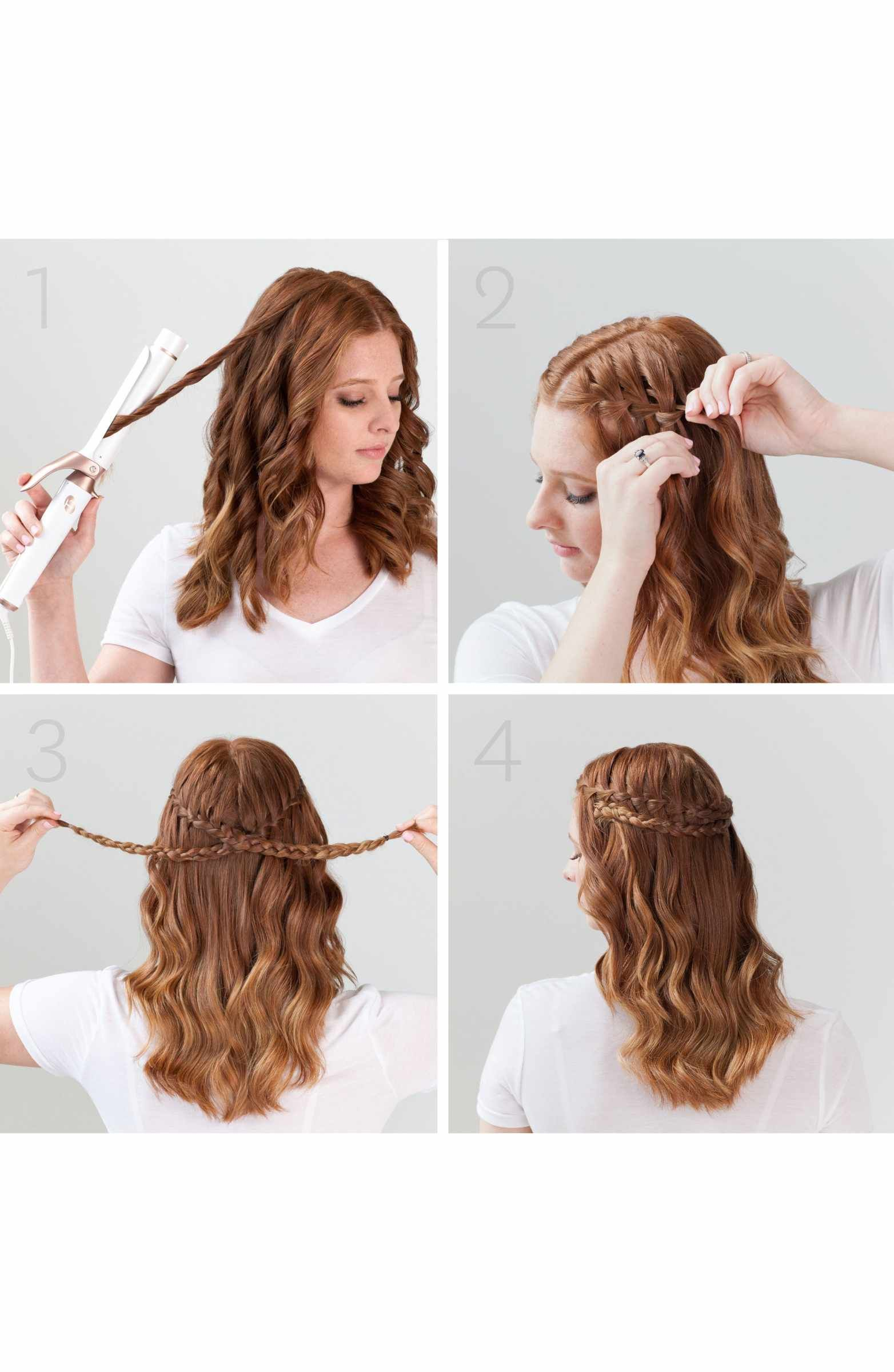 T3 Twirl Convertible 1 25 Inch Interchangeable Clip Barrel Curling Iron Nordstrom Hair Styles Curling Thick Hair Thick Hair Styles