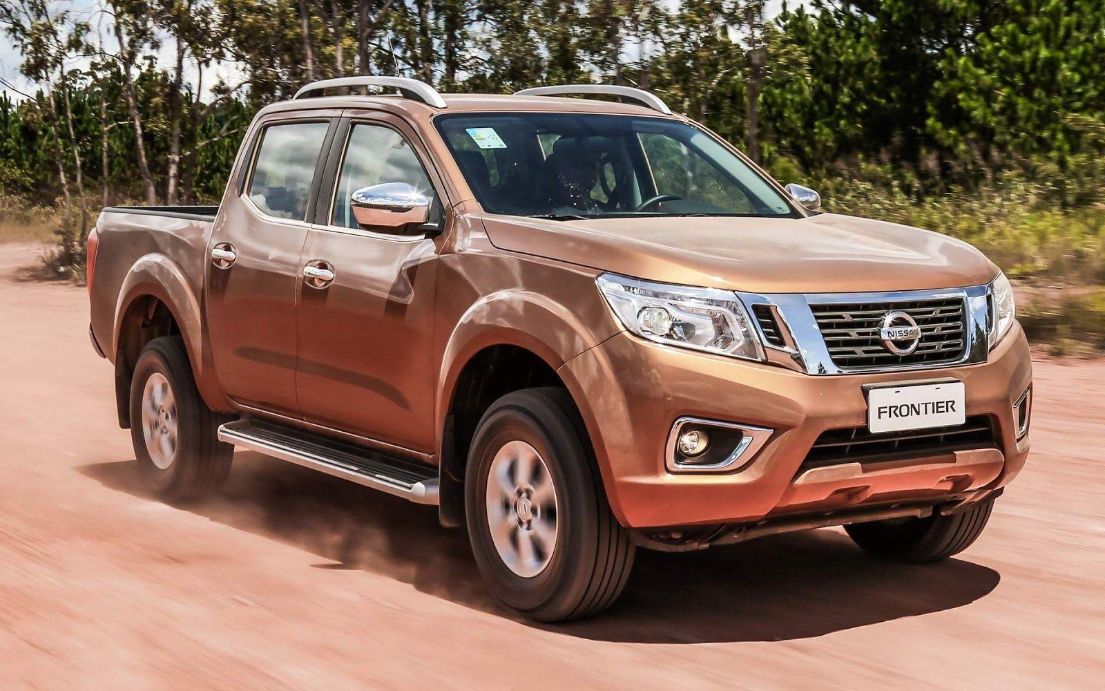 Nissan Frontier 2020 Fotos Preco Consumo Ficha Tecnica