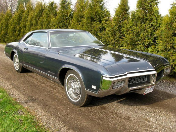 1968 Buick Riviera For Sale 1706392 Classic 1968 Buick Riviera For Sale 1706392 15 900 Beachwood Ohio Midnig Buick Riviera Buick Riviera For Sale Buick