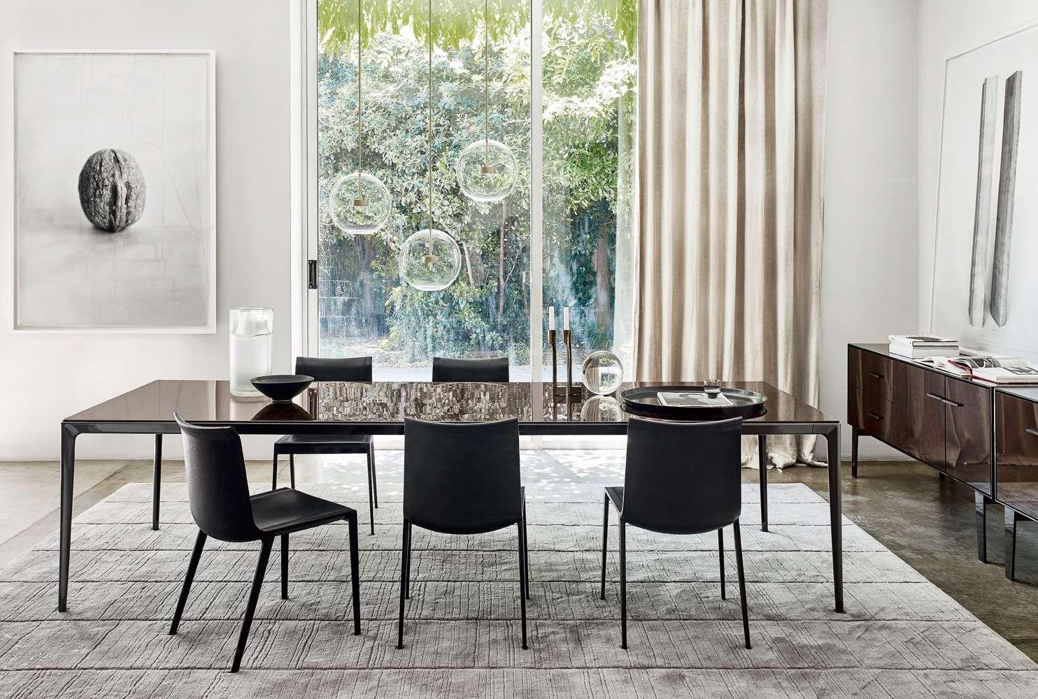 Mirto  B&b Italia  H&h Dubai  Furniture  Dining Tables Interesting Dining Room Furniture Dubai Inspiration Design