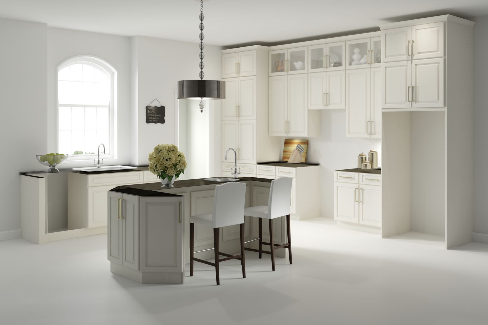 Design your dream kitchen with the LG Virtual Designer ...