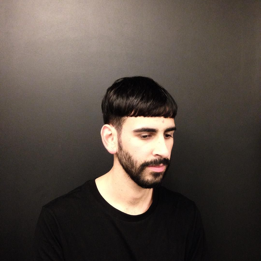 Pin By Macho Hairstyles On Trends: Cool 25 Eye-Catching Bowl Cut Designs