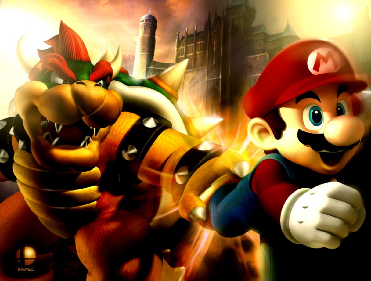 4 mario bros hd wallpapers backgrounds wallpaper abyss | mario bros