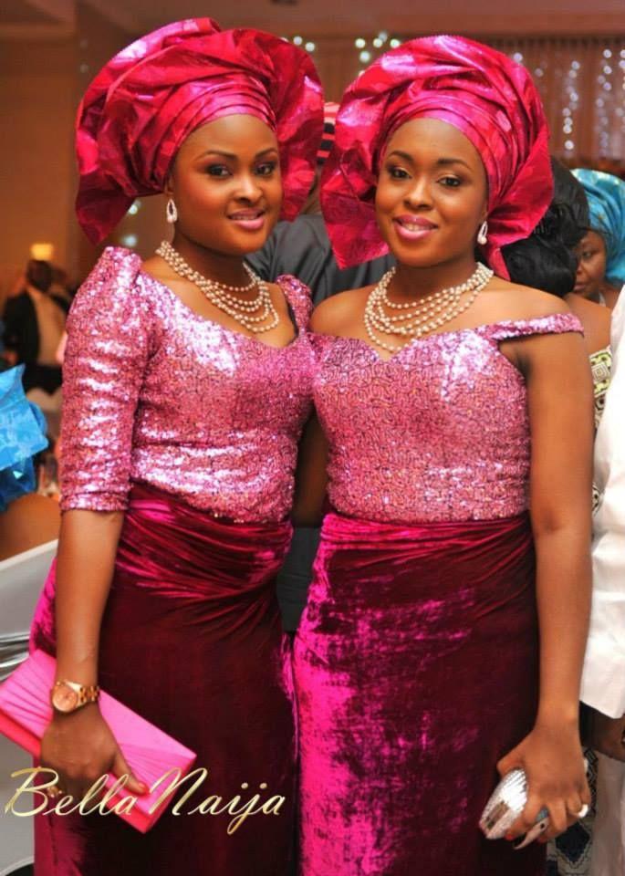 Nigerian Aso ebi ladies www.winwithmtee.com | Aso Ebi? Asom Ebi ...