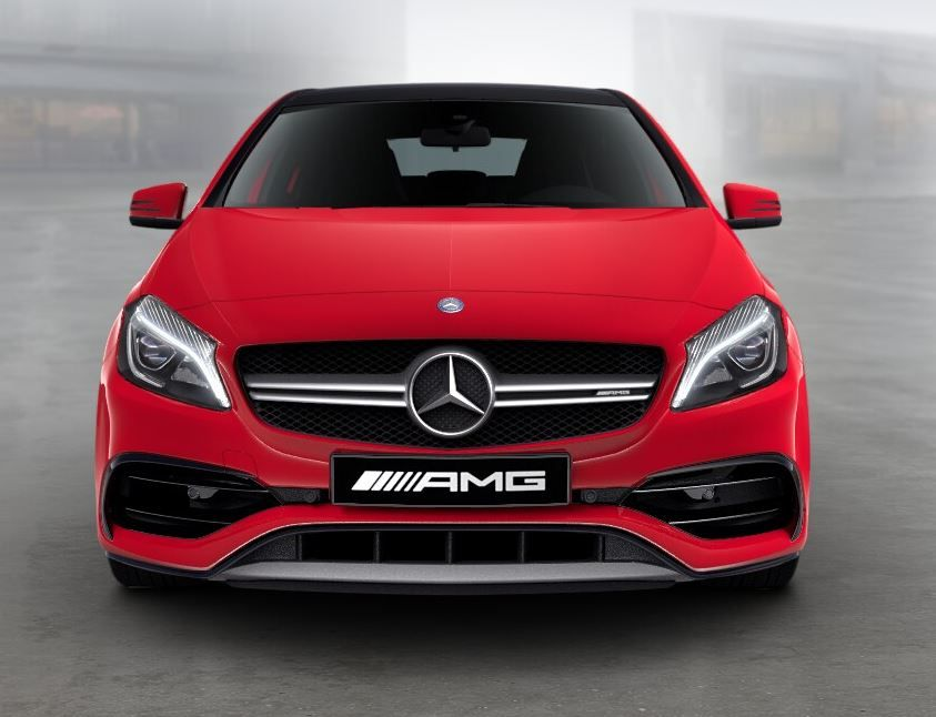 2016 Mercedes-AMG A 45 4MATIC