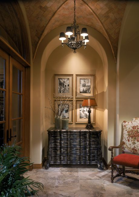 home decor sliding wardrobe world luxury lighting   Old World entryway - Dramatic lighting, beautifully ...
