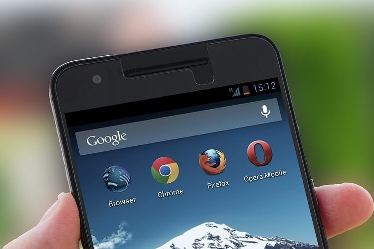 How To Get Google Search Bar Back On Android Screen Android