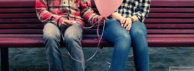 Balloon Gift Facebook Timeline Cover