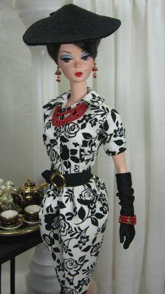 Ohh La La for Silktone Barbie on Etsy now