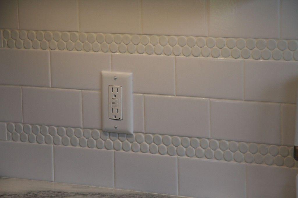 White Powder Room Remodel