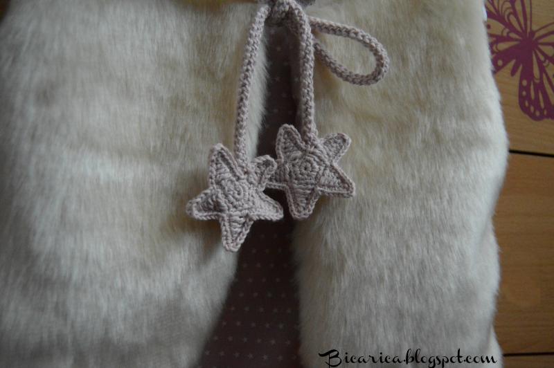 Chalecos de pelo  Bicarica Ropita artesanal para bebés y niños/Ropa artesanal para bebé hecha en casa/Handmade baby clothes