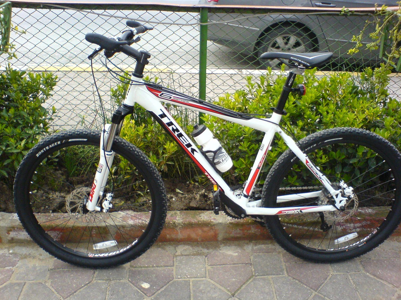 Trek 6300 Model Mountain Bike Trek Mountain Bike Trek Bikes