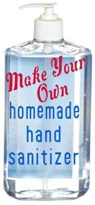 Fight Germs On The Go With This Easy Homemade Hand Sanitizer