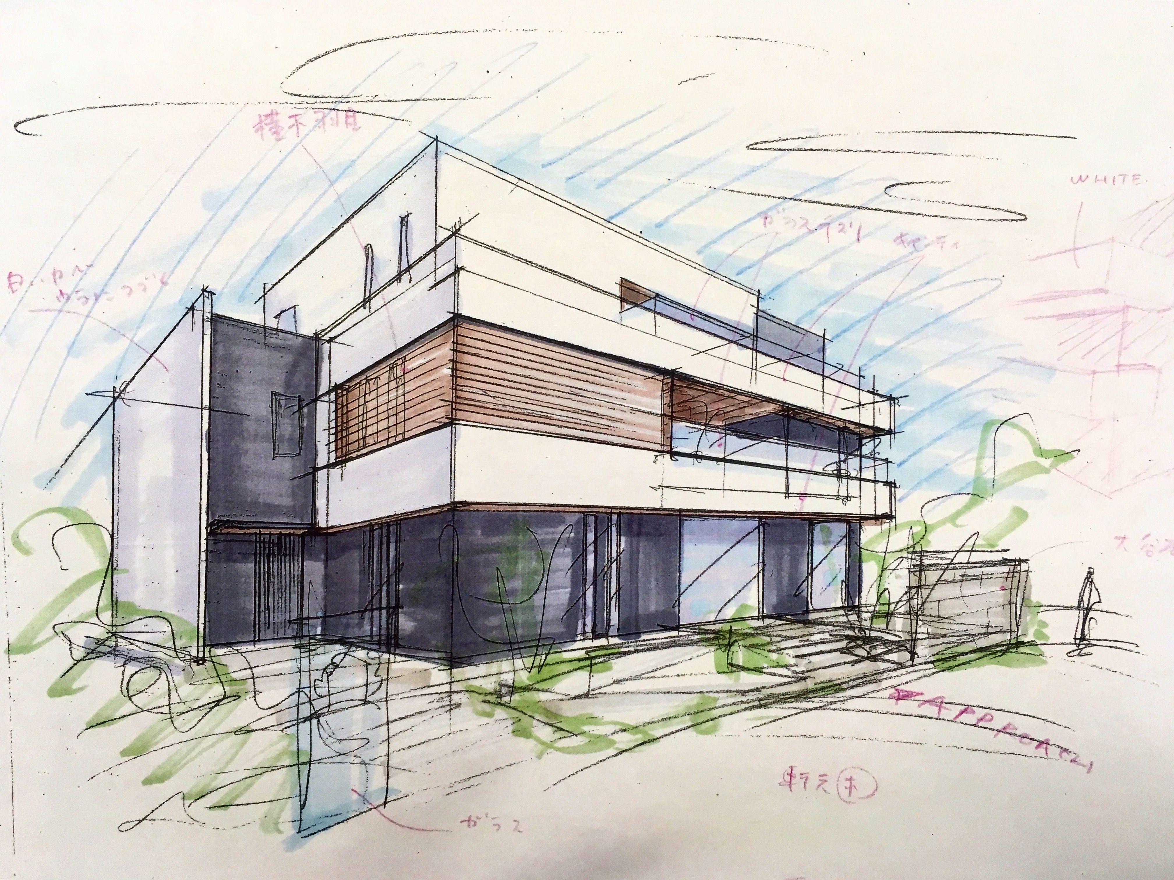 Sketching Architecture Arquitetura House Design Sketches Architecture