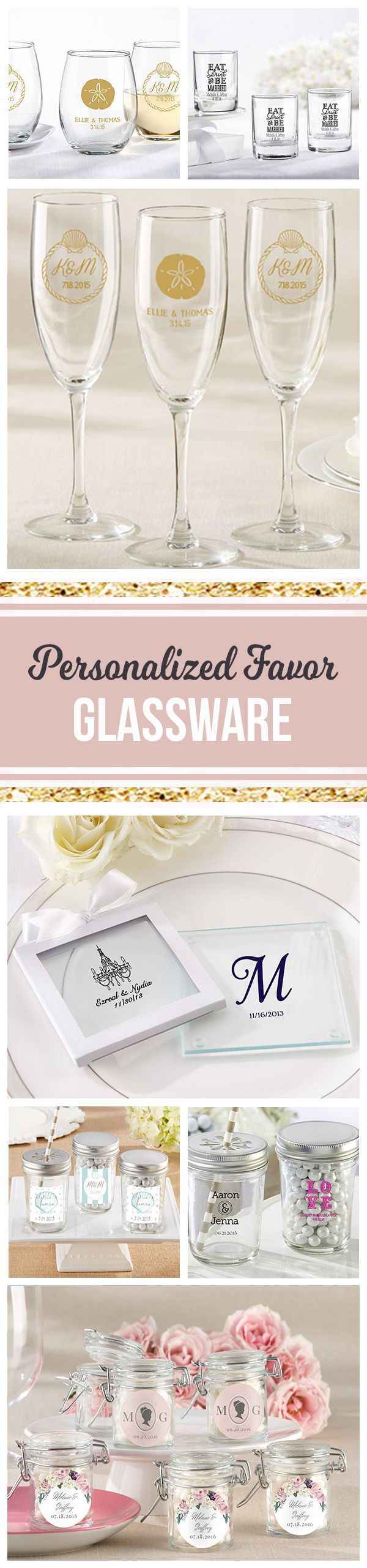 Modern, Chic and Boho ideas for personalizing a Bridal Shower or ...