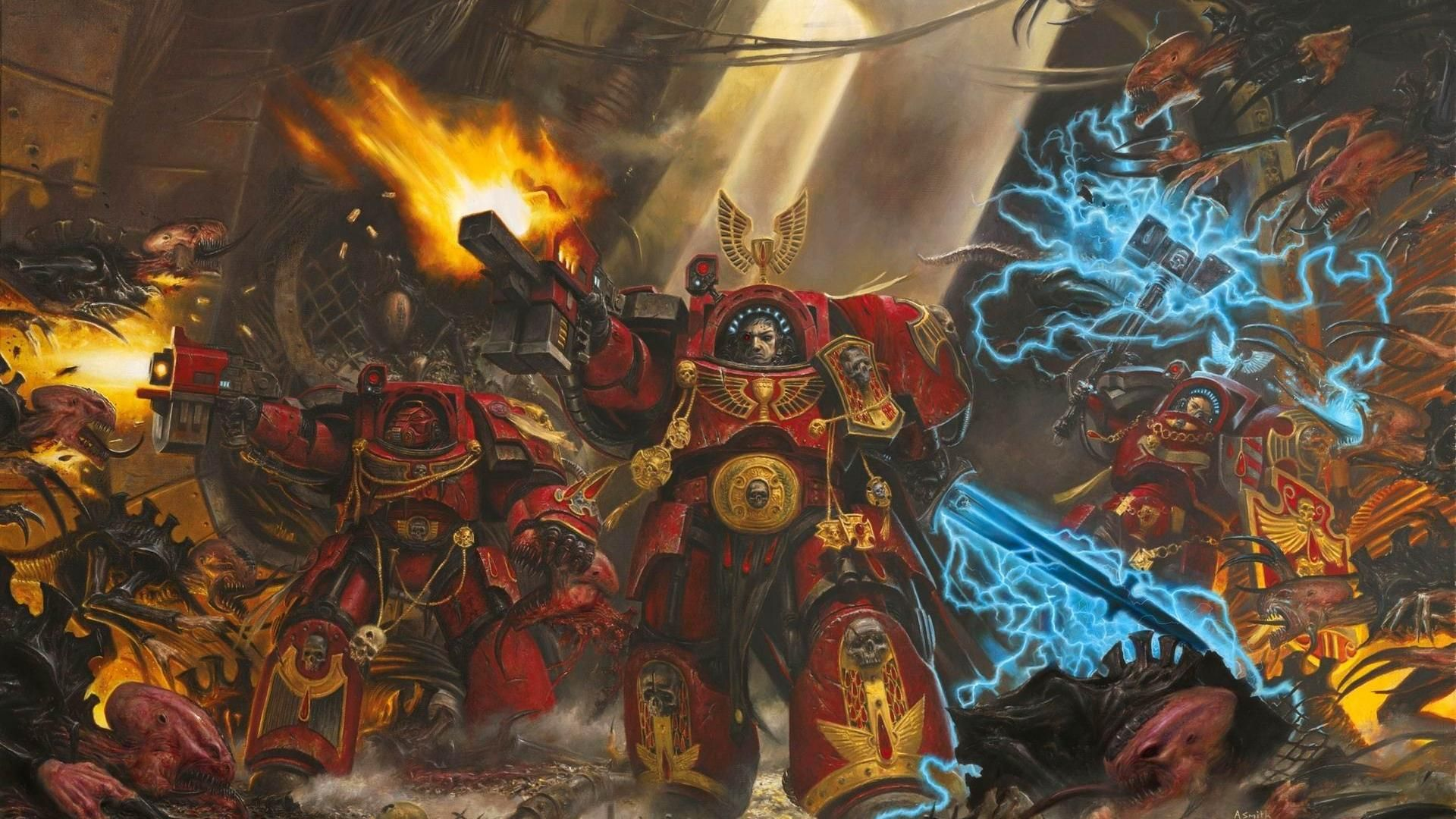 Pin On Glorious Warhammer Art