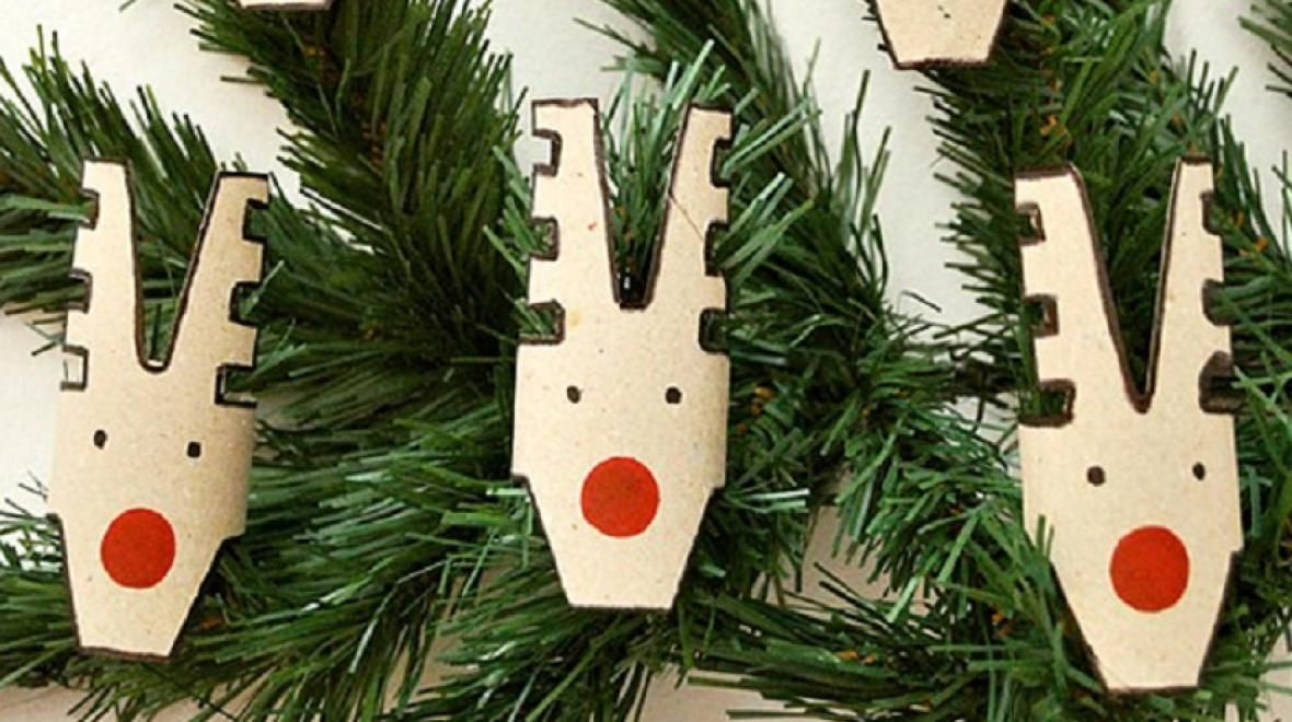 18 homemade christmas ornaments that kids can make diy crafts holidayscrafts homemade