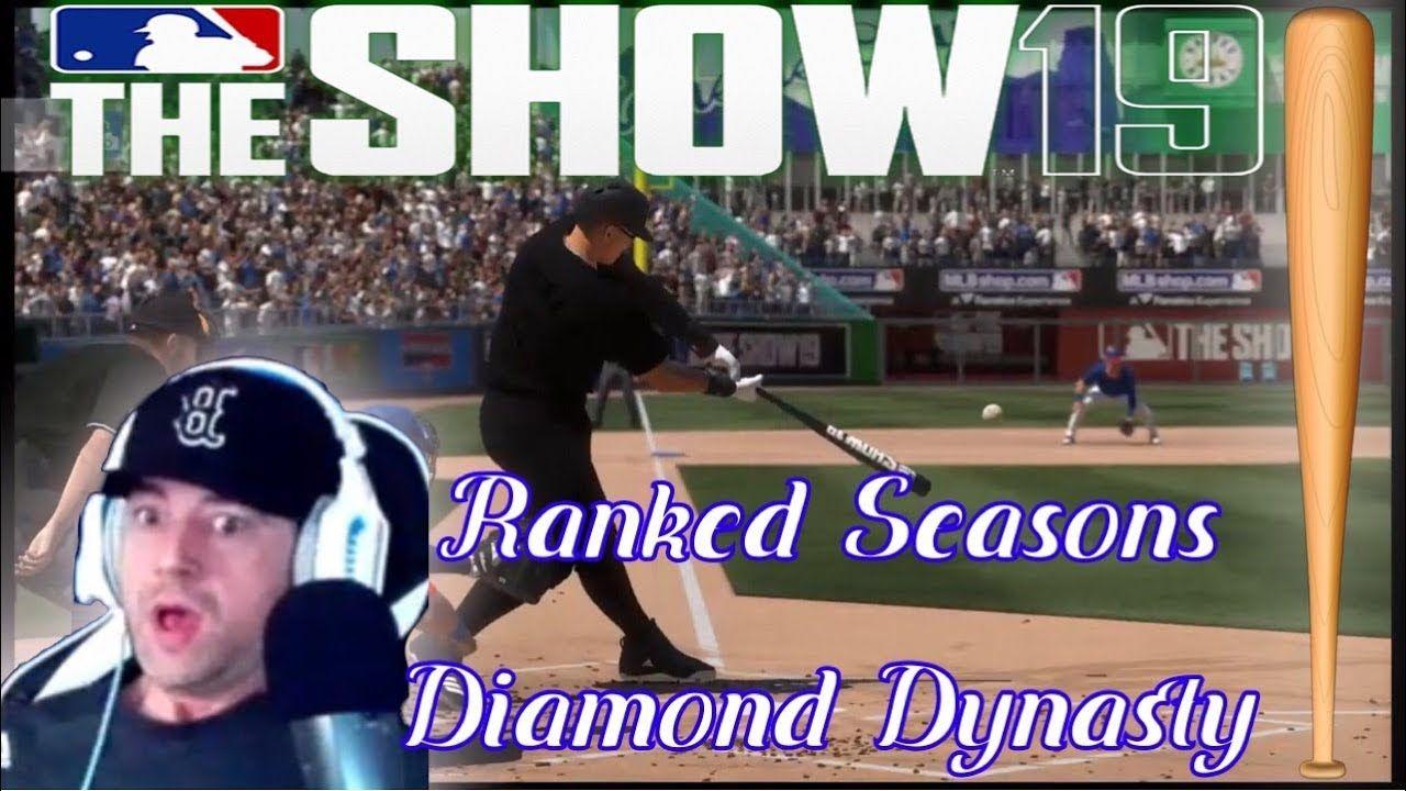 Mlb The Show 19 Ranked Seasons Diamond Dynasty Mlb The Show