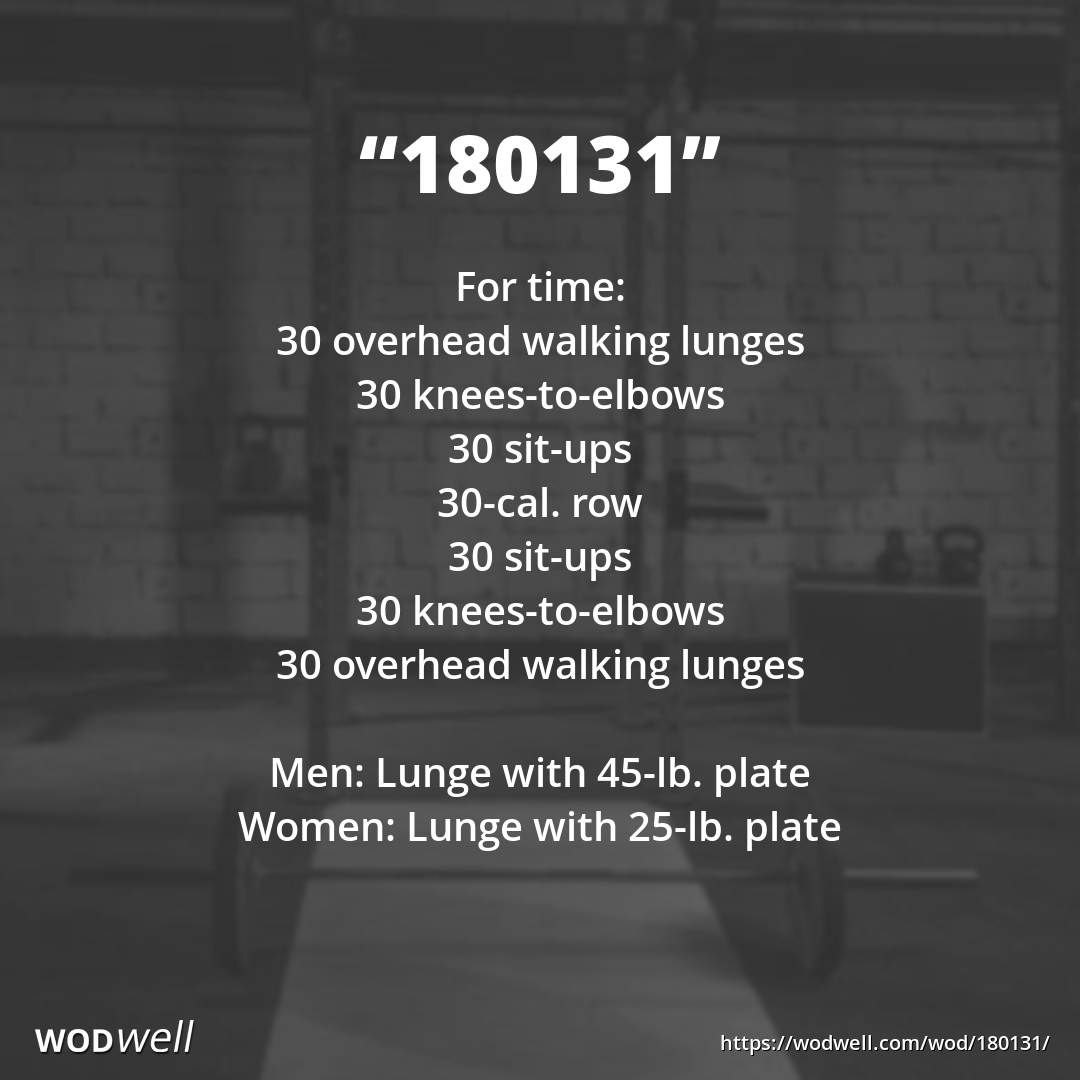 Quot Bad Karma Quot Wod Wod Workout Kettlebell Training Rower Workout