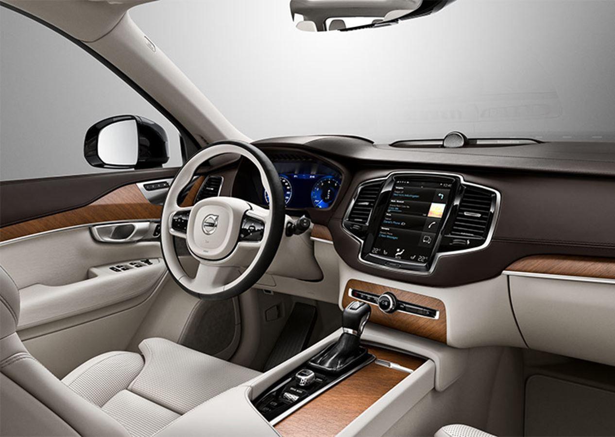 The All New Xc90 Volvo Xc90 Volvo Suv Volvo