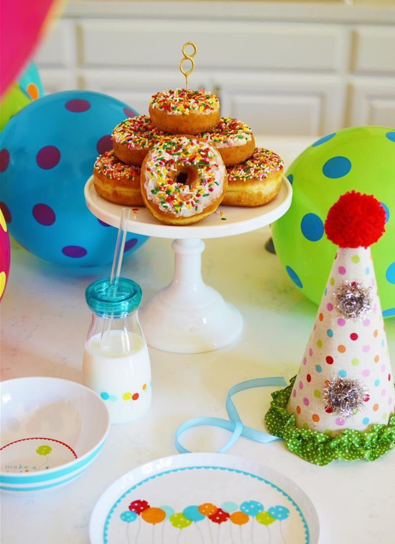 Kids Surprise Birthday Breakfast