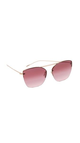 89cfb9d37a0 Get this Oliver Peoples Eyewear s sunglasses now! Click for more details.  Worldwide shipping.