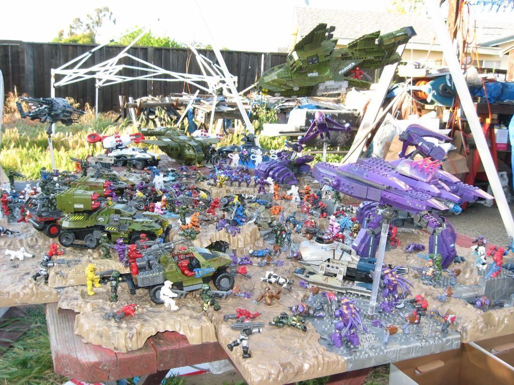 battle   For Ramon   Halo mega bloks, Lego halo, Halo flood