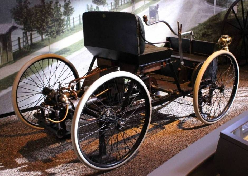 1896 Henry Ford Quadricycle Ford Classic Cars Henry Ford