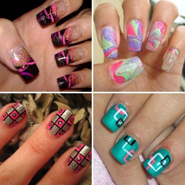 Pin de Sherrie Cormier en Nails | Pinterest