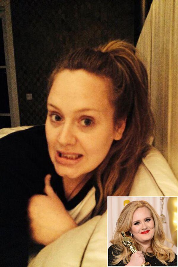 Adele Kundigt Ihr Neues Album Schlank Und Ungeschminkt An