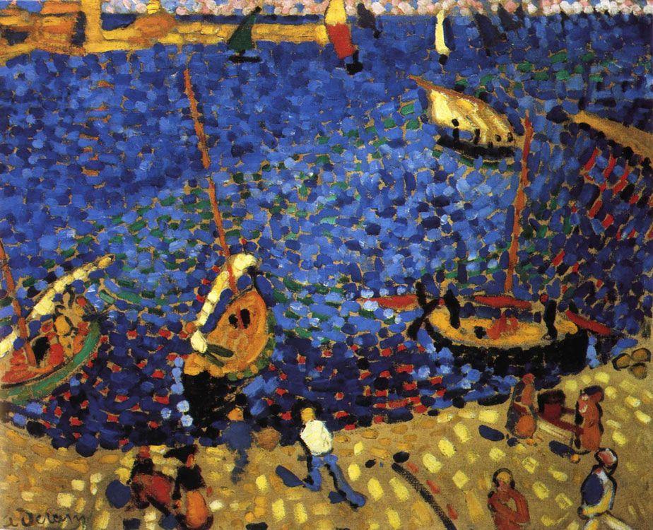 Histoire de l'art - Les mouvements dans la peinture - Le fauvisme   Fauvisme, Fauves, Les arts