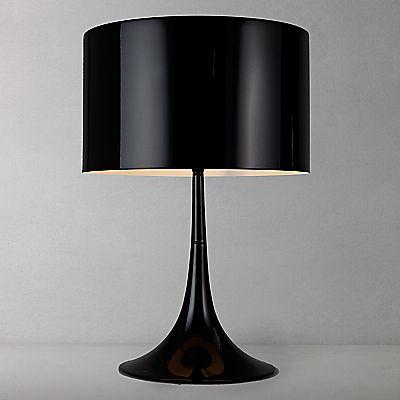 Lovely Buy Flos Spun Table Lamp, Black Online At JohnLewis.com   John Lewis