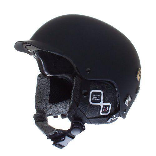 nouveau concept f0dfb 98525 Salomon Brigade Audio Helmet 2012 by Salomon. $79.92. Half ...