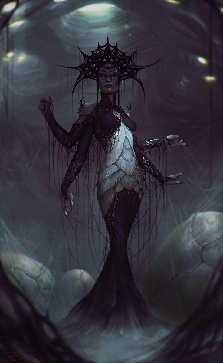 Daedra Tumblr Beyond Skyrim General Art Fantasy Art Fantasy