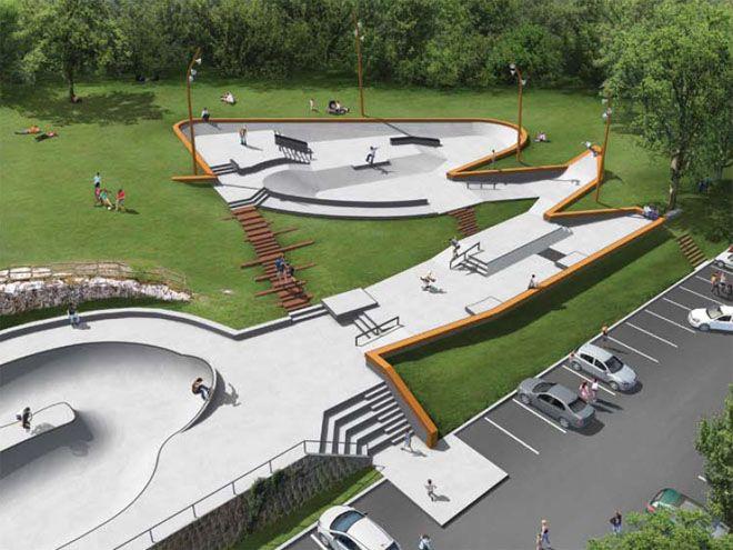 skatepark bowl annecy constructo skate it pinterest parc urbanisme et skate. Black Bedroom Furniture Sets. Home Design Ideas