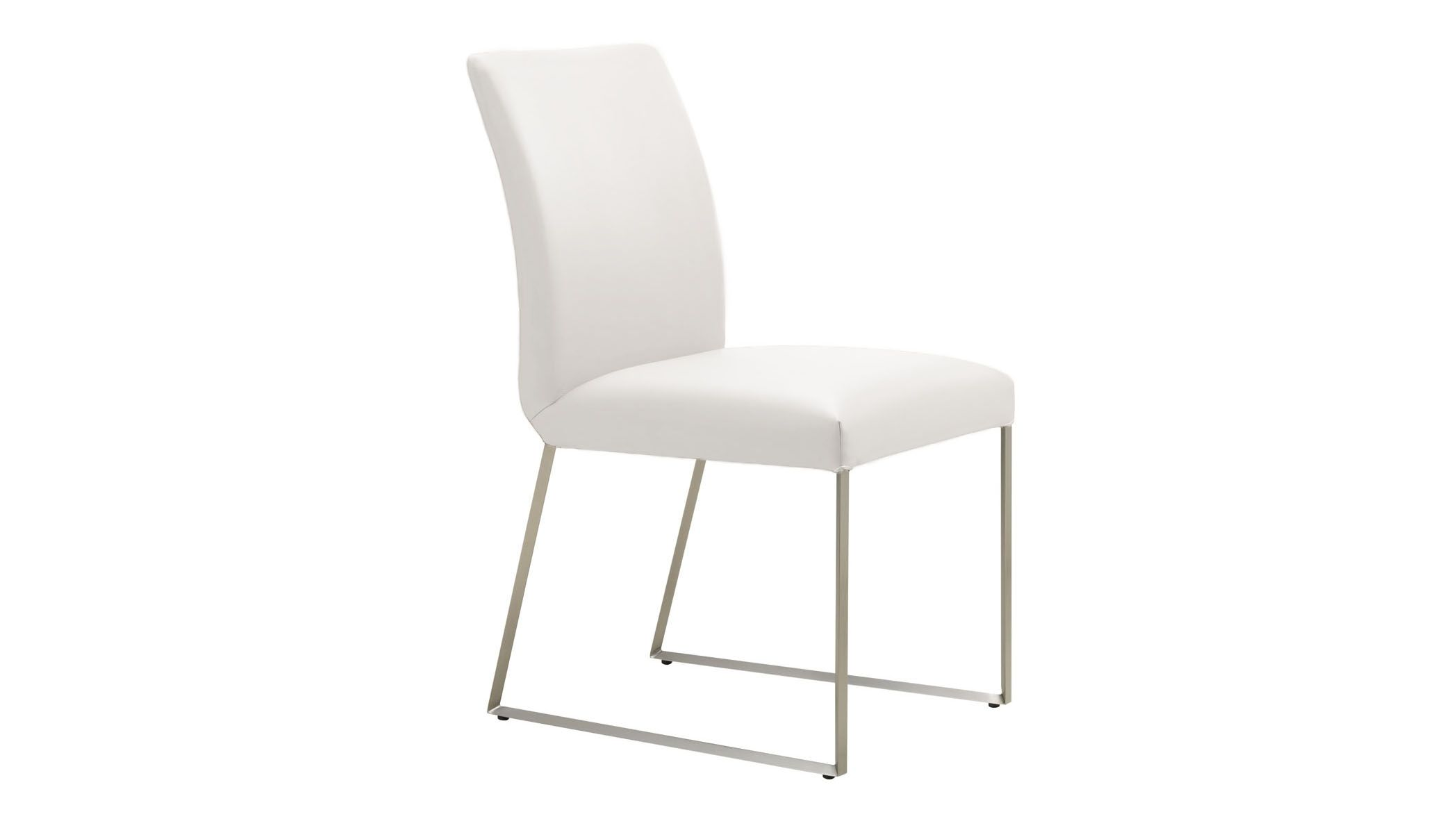 Monti Real Leather Dining Chair