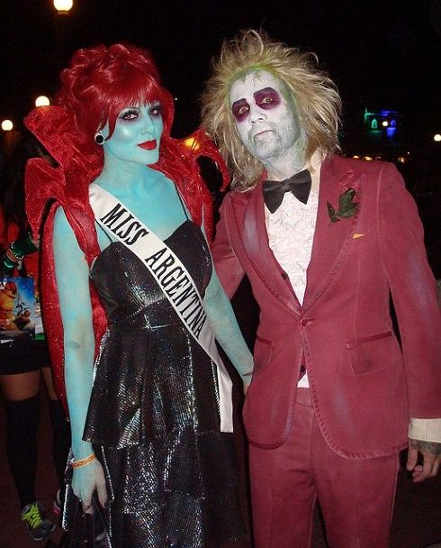 50 Disfraces de Halloween para enamorados Couples, Costumes and - best couple halloween costume ideas