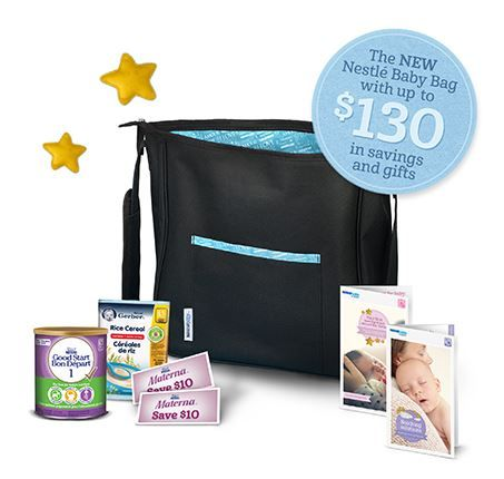 FREE Nestle Baby Starter Pack Canada Sample - Brought to you by www.Freebies4MeBeez.com - The Best source of freebies, samples, coupons, and deals. FREE!