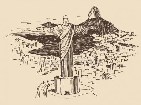 Картинки по запросу | Рисунки, Рио де жанейро, Рисунок