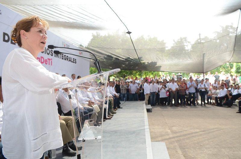 La directora general, Rocío Beamonte, destacó que este año el organismo pondrá en marcha diversas acciones diseñadas para mejorar la calidad de vida de los sectores sociales vulnerables – Morelia, ...