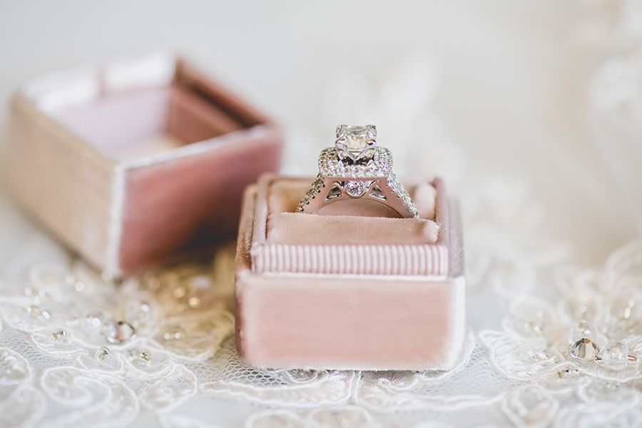 A Classy Nj Wedding At The Sterling Ballroom By Nicole Klym Photography Halo Style Engagement Rings Engagement Rings Engagement