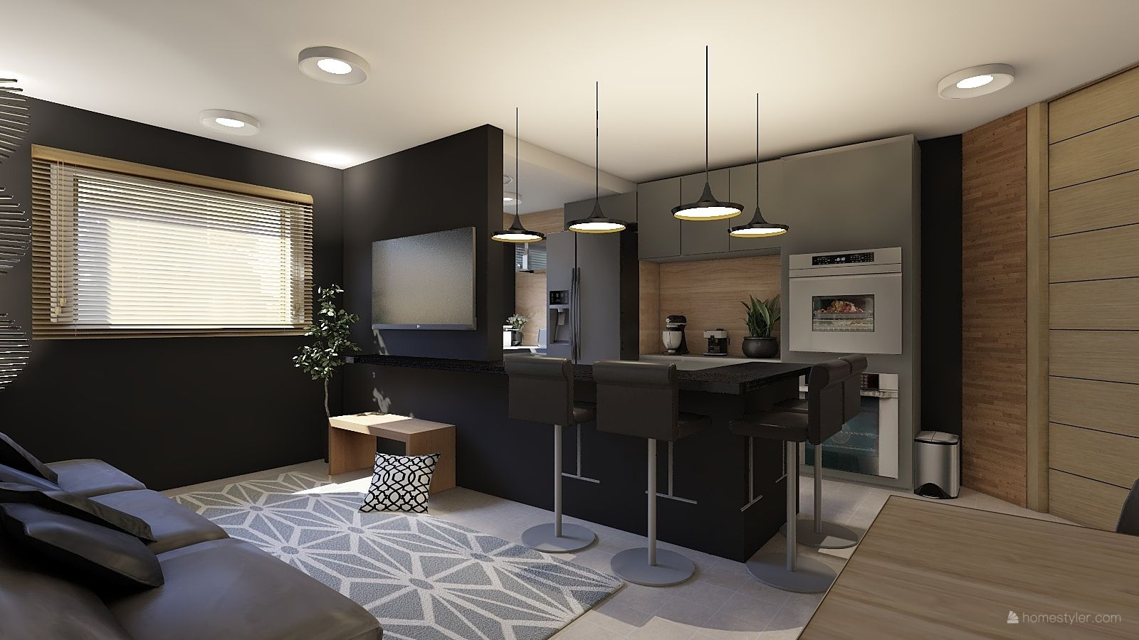 Kitchen Design By Anne Caroline With Images 3d Home Design