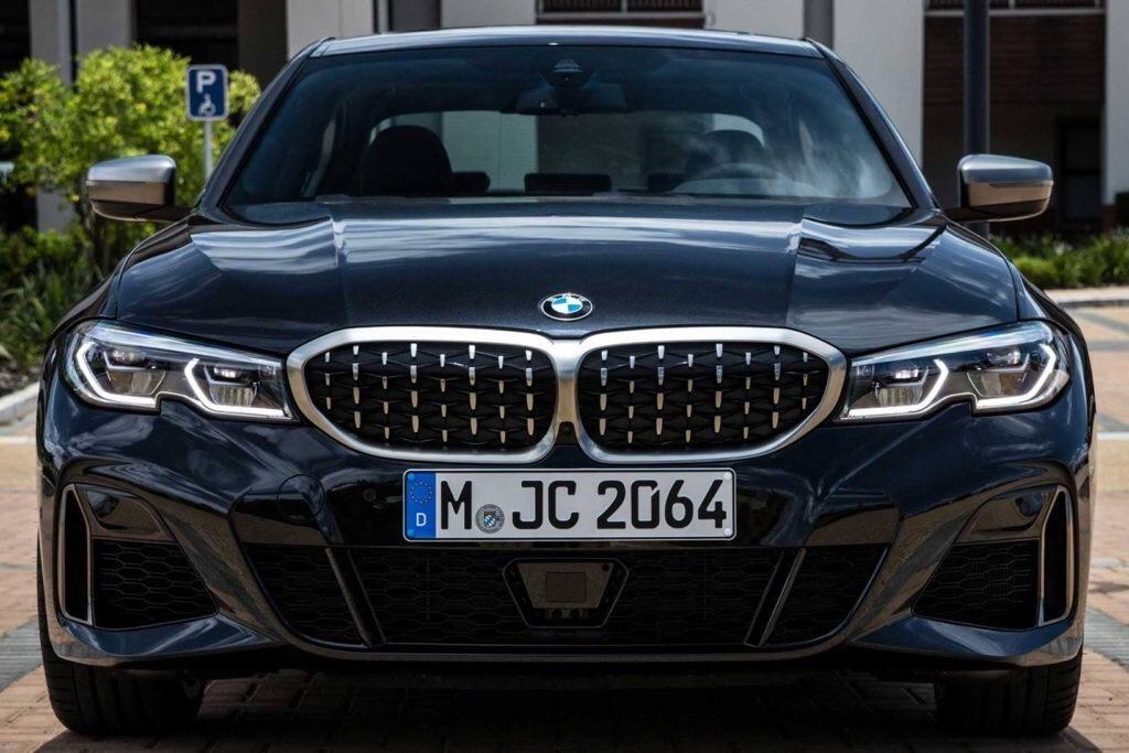 G20 M340i With Chrome Grill Looks Fine Imo Bmw Touring Bmw Bmw Love
