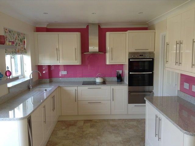 White Kitchen Grey Worktop cream granite worktops - google search | kitchen | pinterest