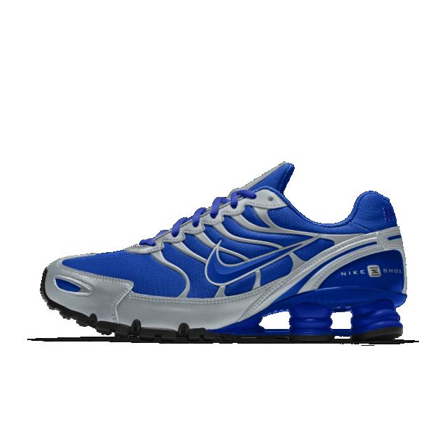 b749ca20ea0cd Calzado para hombre Nike Shox Turbo VI iD-BLUE DEMON