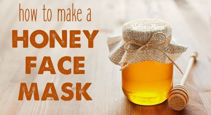 Honey Face Mask & Wash Recipe (DIY) | Wellness Mama #homemadefacelotion