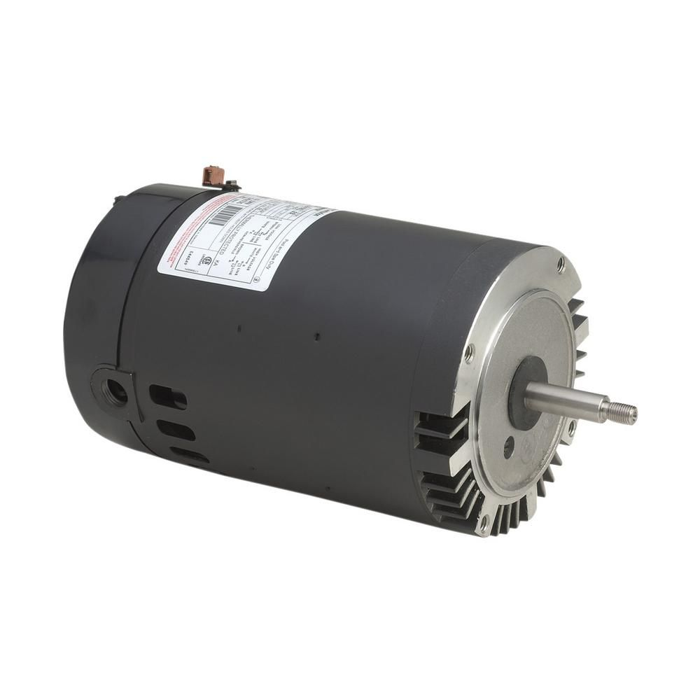 Century 2 Hp Single Speed Up Rate Replacement Motor Pumps Will Smith Electric Motor