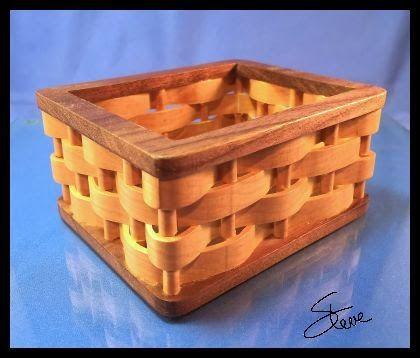 Scroll Saw Basket Pattern  | Woodworking | Scroll saw patterns free